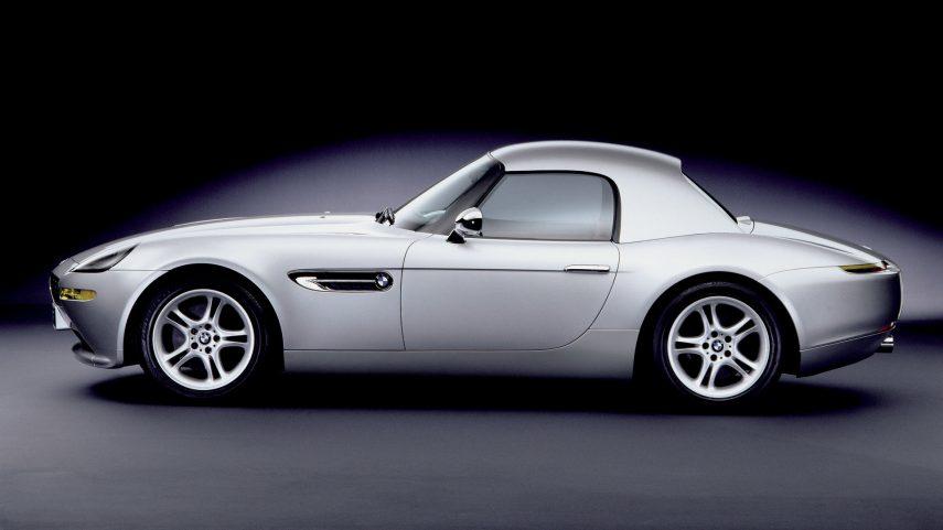 Coche del día: BMW Z8 Roadster (E52)