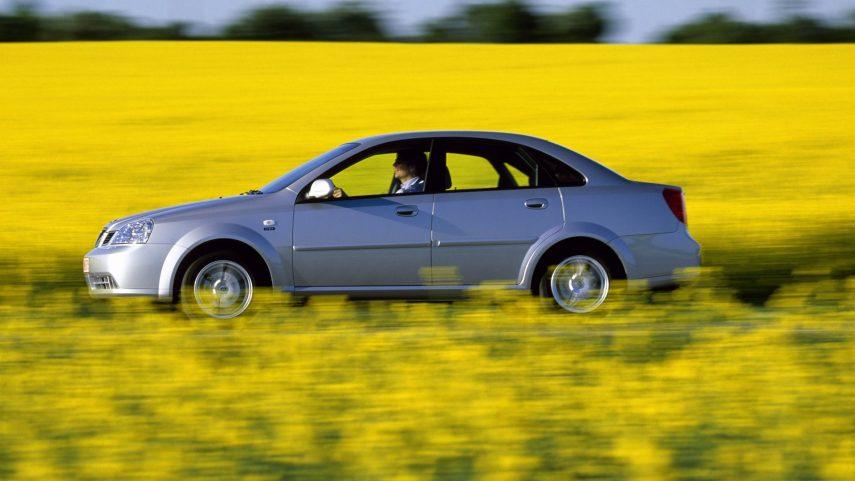 Coche del día: Daewoo/Chevrolet Nubira 1.8 CDX