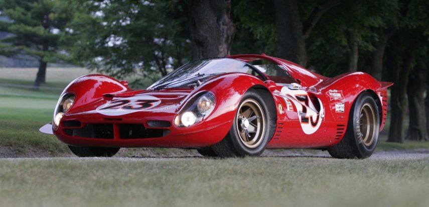 Coche del día: Ferrari 330 P3/P4