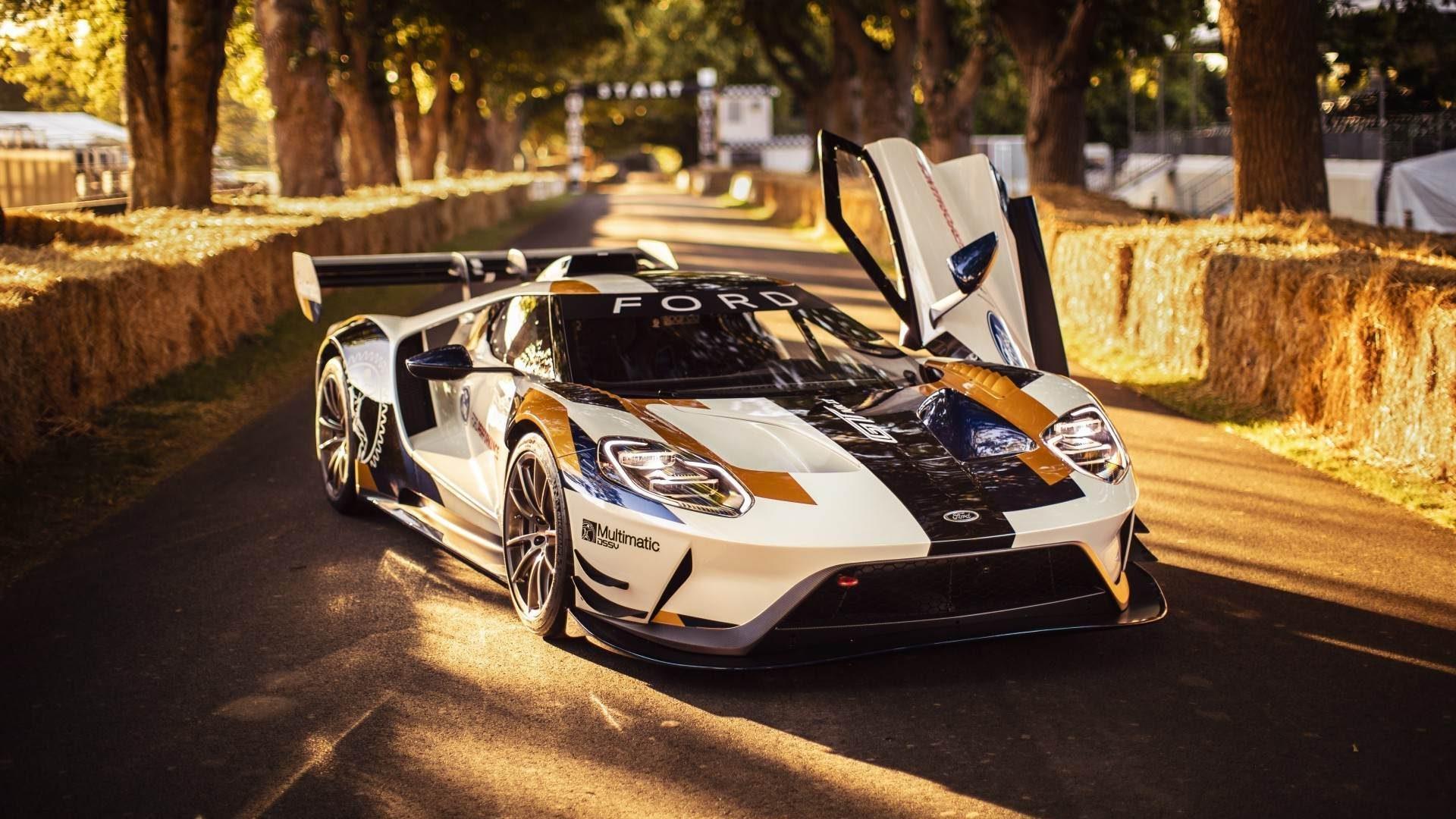 Ford GT Mk.II, el deportivo de tus sueños que solo podrás conducir en circuito
