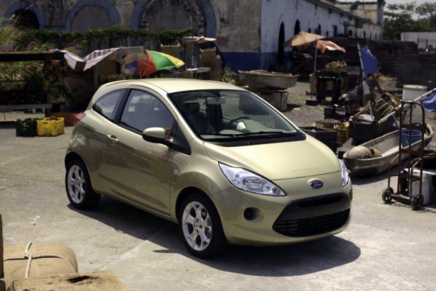 Coche del día: Ford Ka (II)