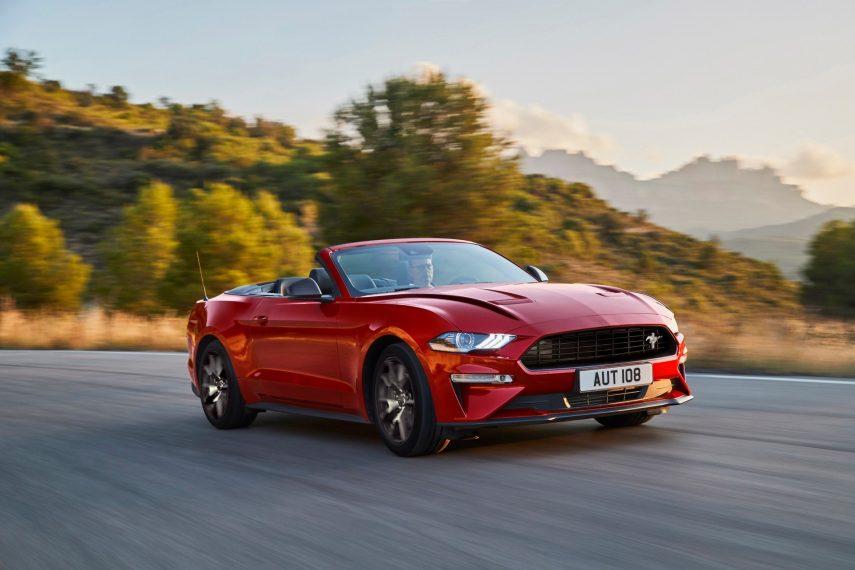 El Ford Mustang conmemora su 55 cumpleaños