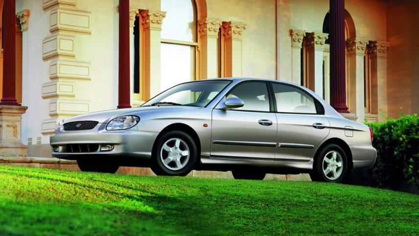 Coche del día: Hyundai Sonata GLS 2.5 V6 (EF)