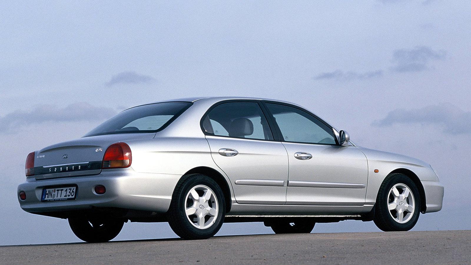 Hyundai Sonata 1998 EF 2
