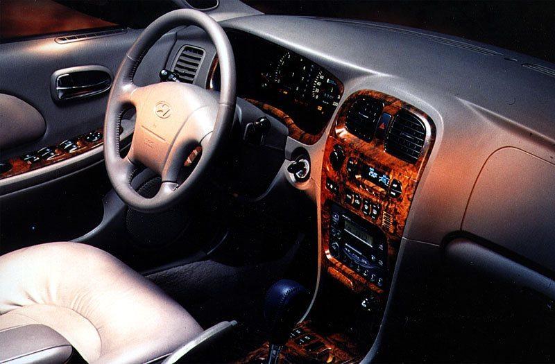 Hyundai Sonata 1998 EF 3