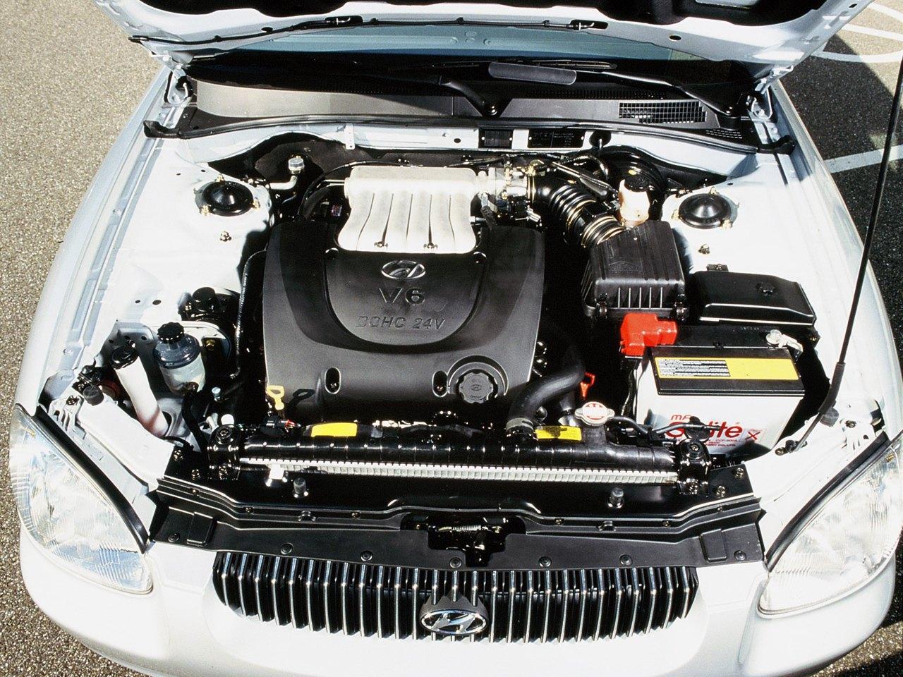 Hyundai Sonata 1998 EF 4