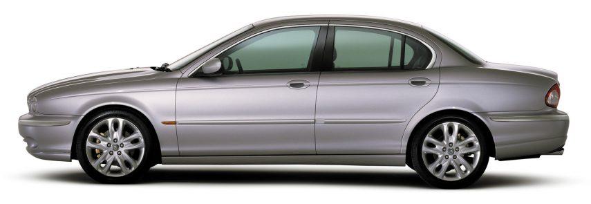 Coche del día: Jaguar X-Type 2.1 V6