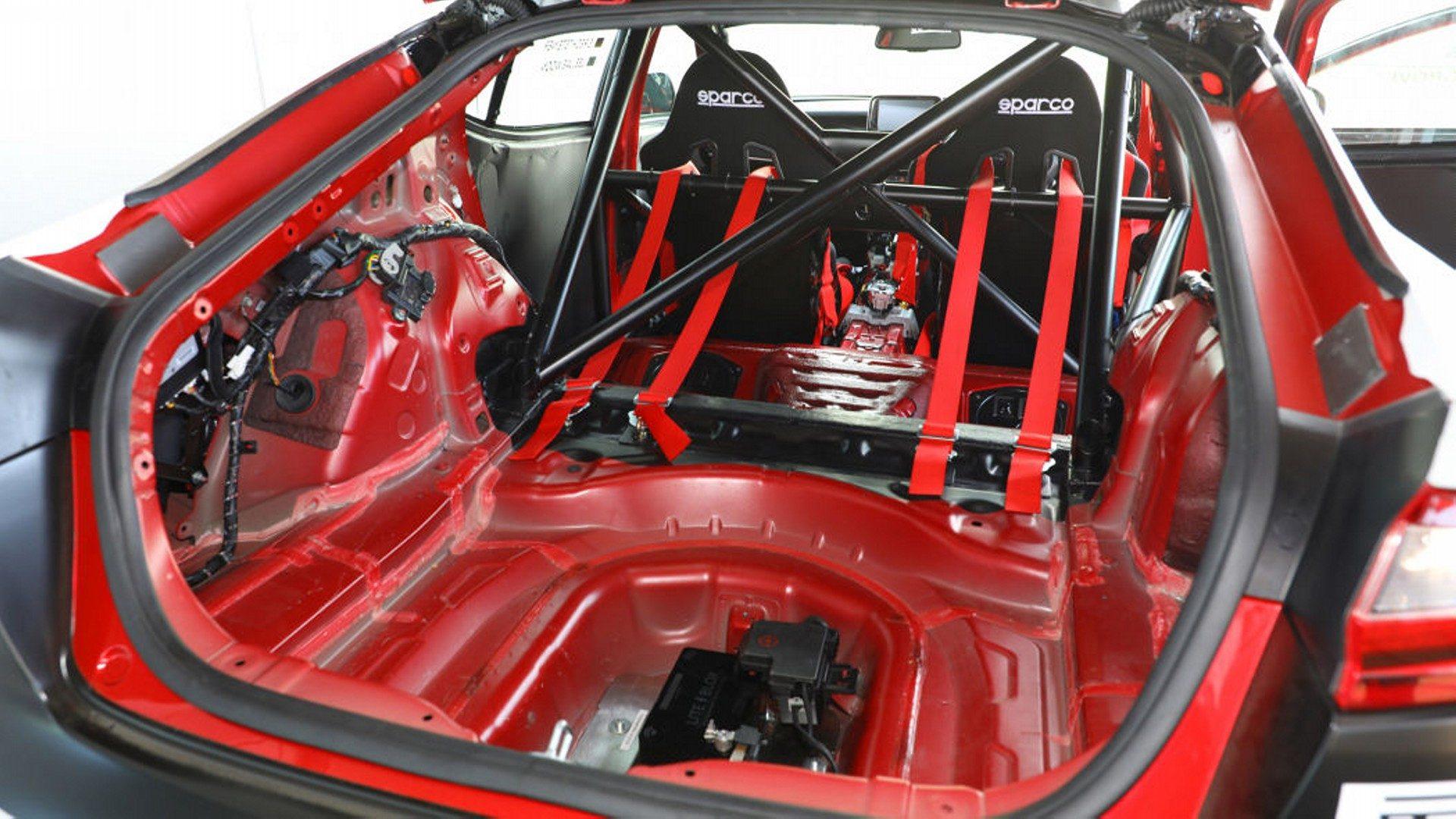 KIA Stinger GT 420 Interior (3)