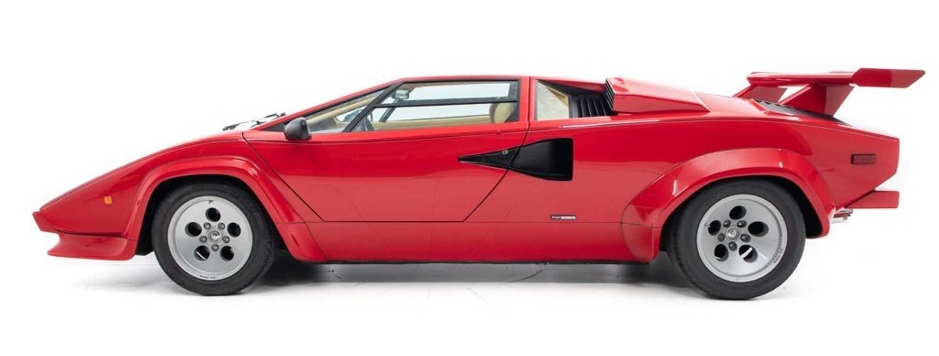 Lamborghini Countach M A Exterior (5)