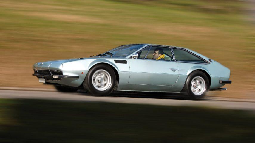 Coche del día: Lamborghini Jarama 400 GT