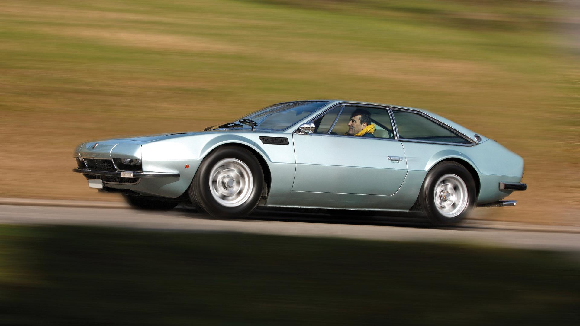 Coche del día: Lamborghini Jarama