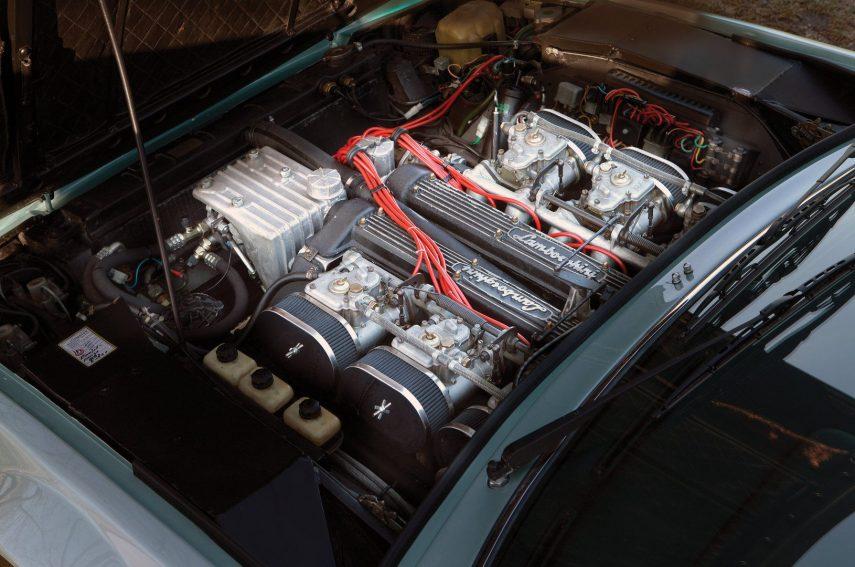 Lamborghini Jarama 400 GT 5