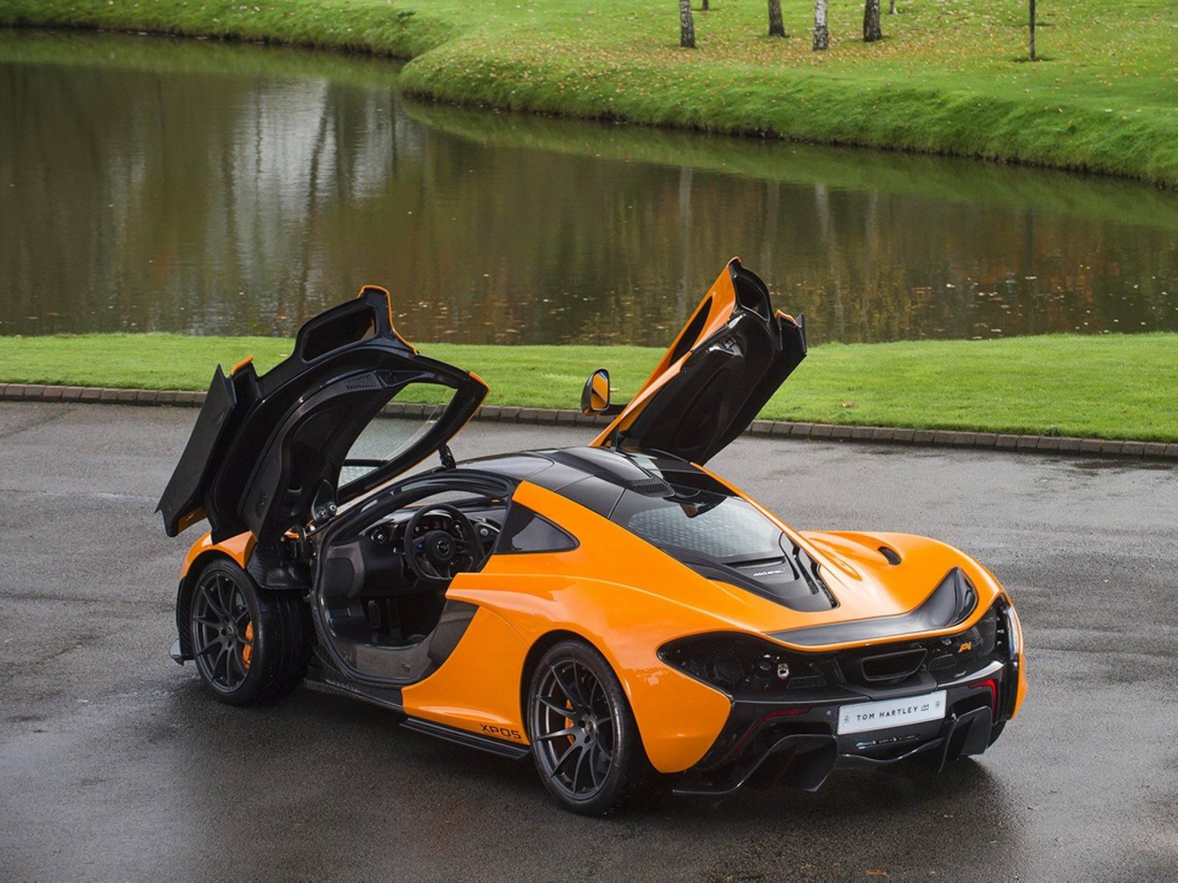 El McLaren P1 XP05 es el prototipo de Woking que querrías comprar