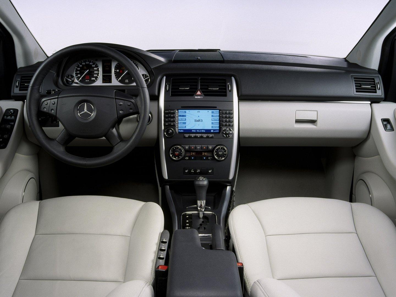 Mercedes-Benz B 200 Turbo (W245)