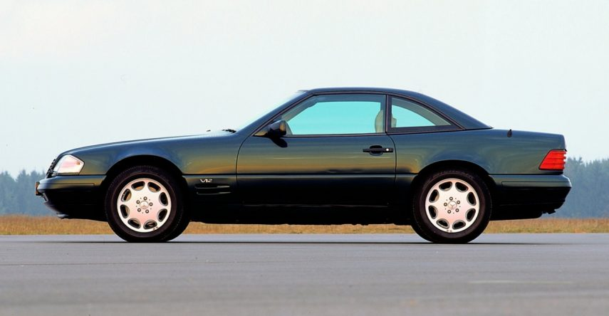 Coche del día: Mercedes 600 SL/SL 600 (R129)