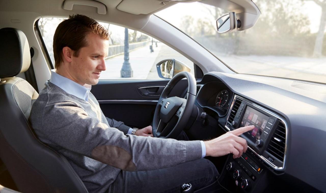 Moviles al volante (2)