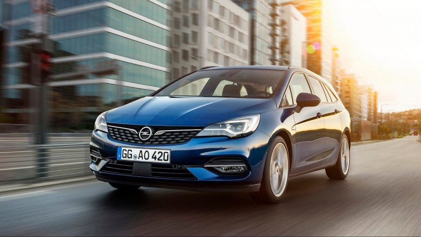 Opel Astra 2020, así cambia el compacto alemán antes de su reemplazo