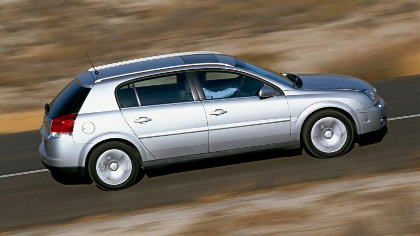 Coche del día: Opel Signum