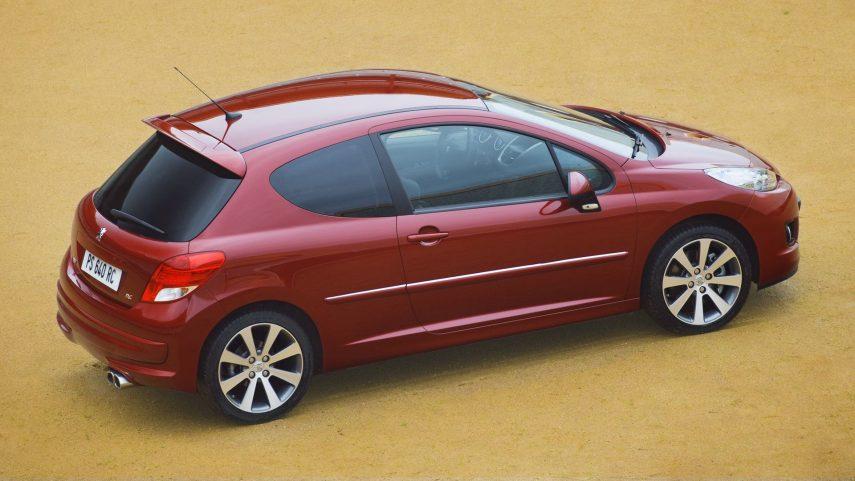 Coche del día: Peugeot 207 1.6 THP (2010)