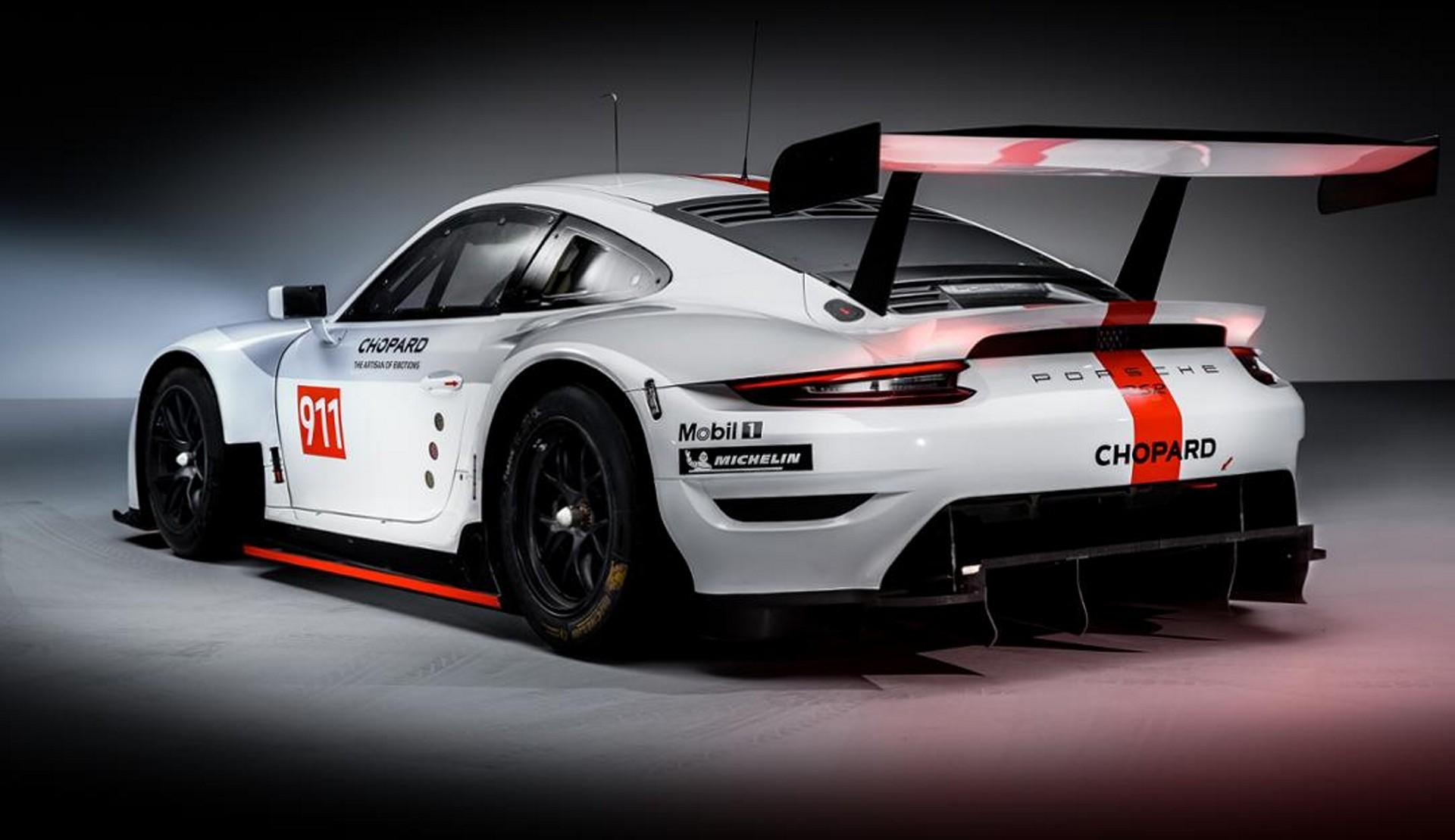 Porsche 911 RSR 2019, listo para seguir dominando con puño de hierro