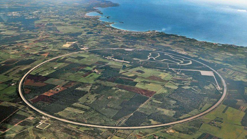 Porsche reabre el modernizado circuito de pruebas de Nardò