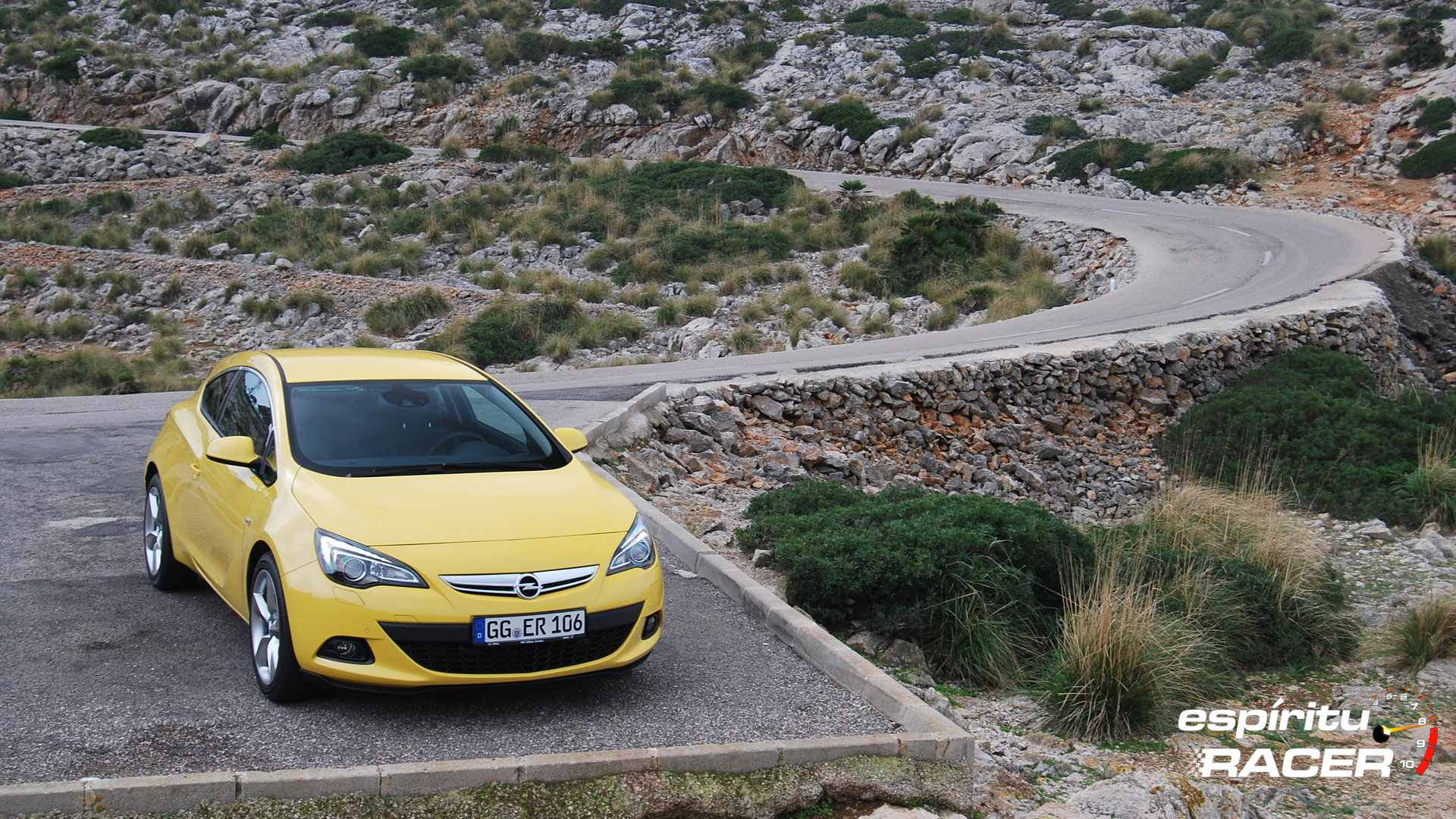 Presentacion Opel Astra GTC