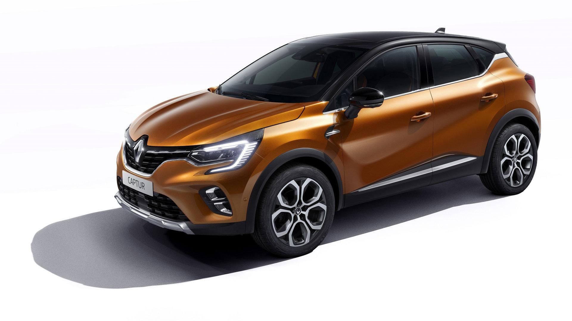El Renault Captur se renovará en otoño