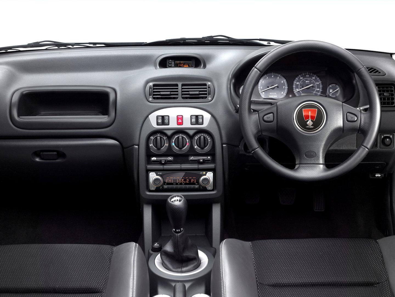 Rover 25 Streetwise interior