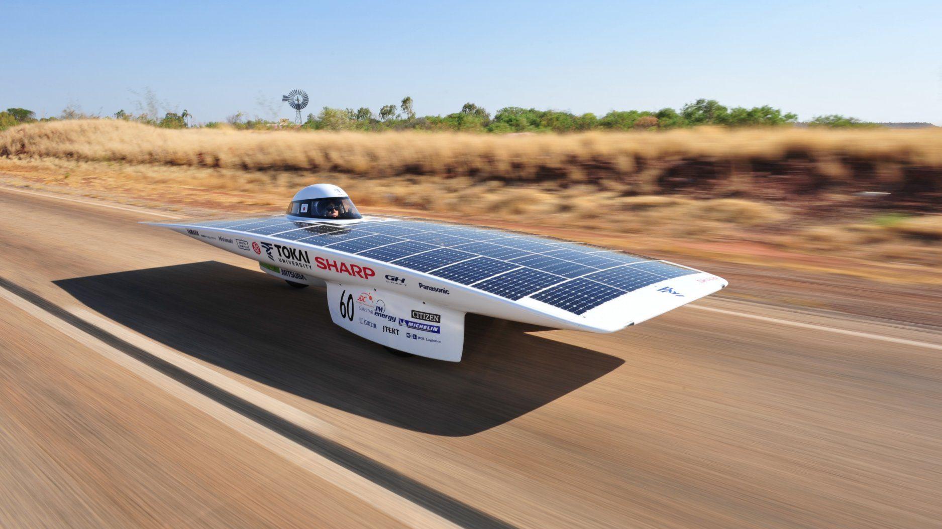 El coche solar no existe