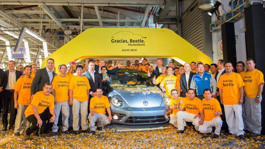 Adiós Volkswagen Beetle, hola Volkswagen Tarek