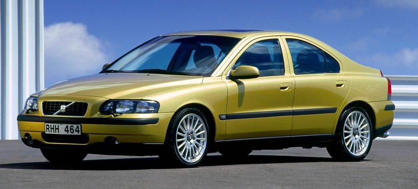 Coche del día: Volvo S60 2.4 (I)