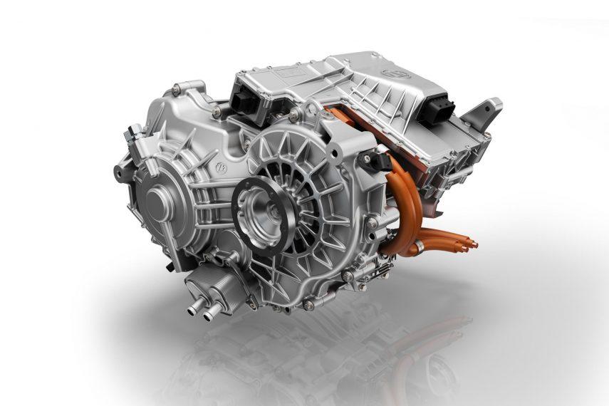 ZF presenta su nueva transmisión de ¡dos! velocidades