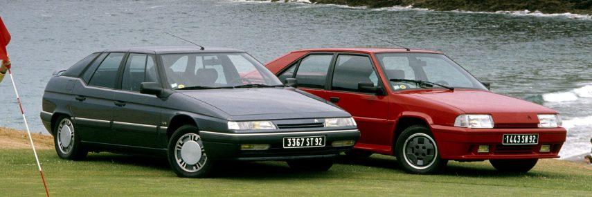 100 años de historia de Citroën (VI)
