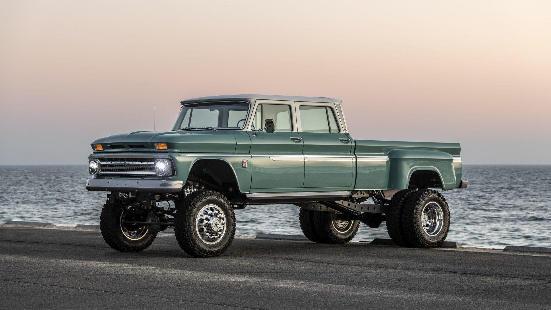 """Chevrolet """"Ponderosa"""", auténtico poderío estadounidense"""