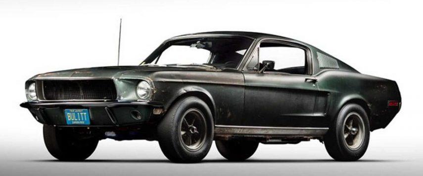 """El Ford Mustang GT original de """"Bullitt"""" será subastado el año que viene"""