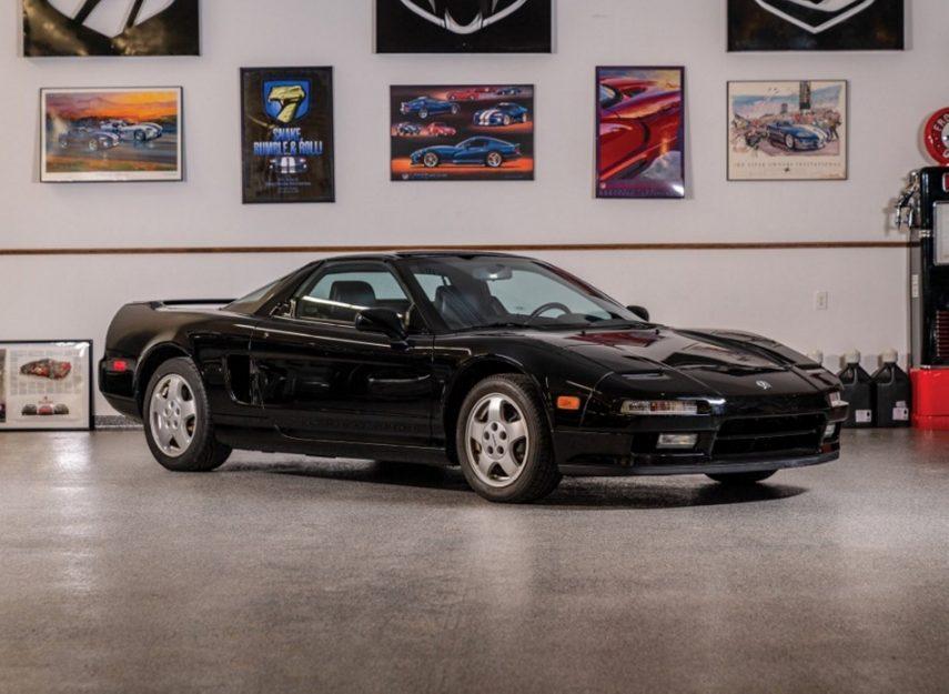 ¿Te interesa un Acura NSX de 1991 inmaculado?
