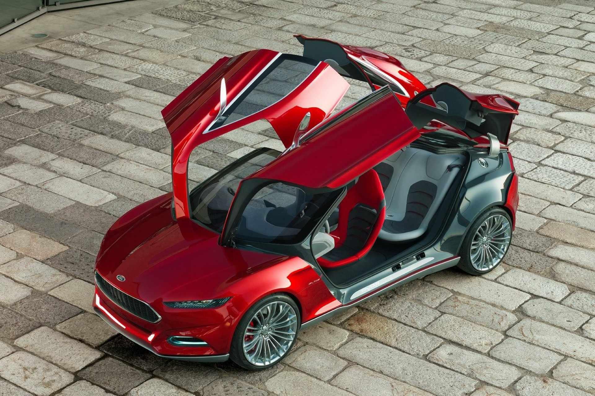 2011 Ford Evos Concept (1)