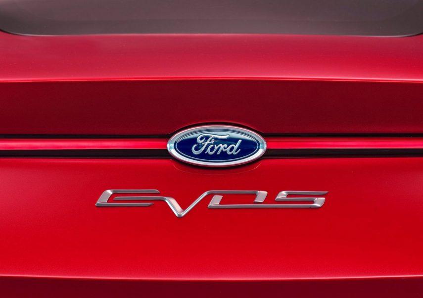 Ford registra el nombre Mondeo Evos para Europa y Oceanía