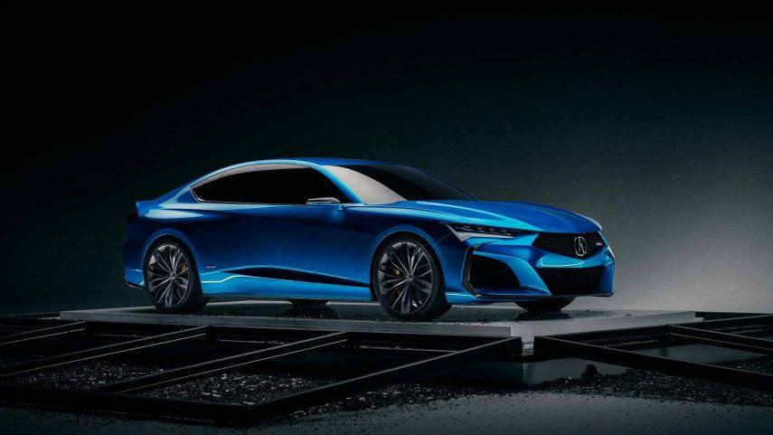Acura Type S Concept, el prototipo que querríamos en Europa