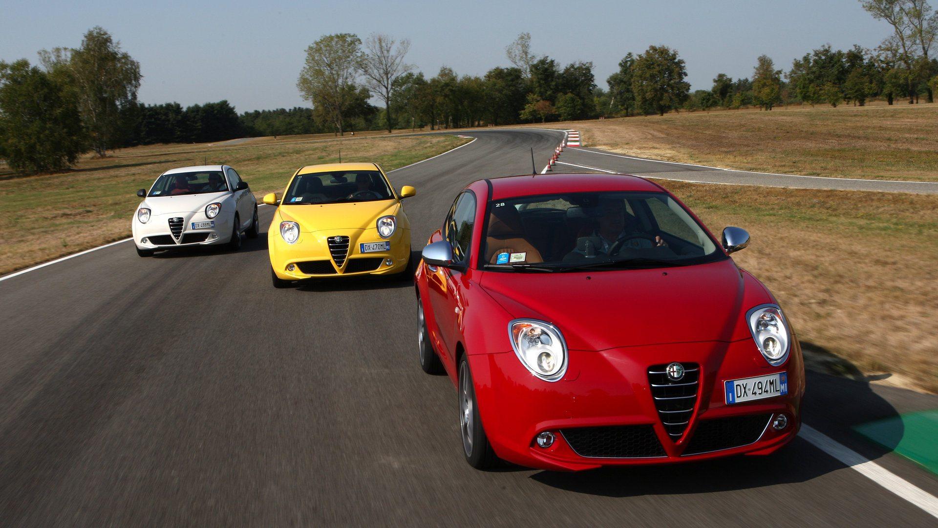Alfa Romeo MiTo TB MultiAir 1