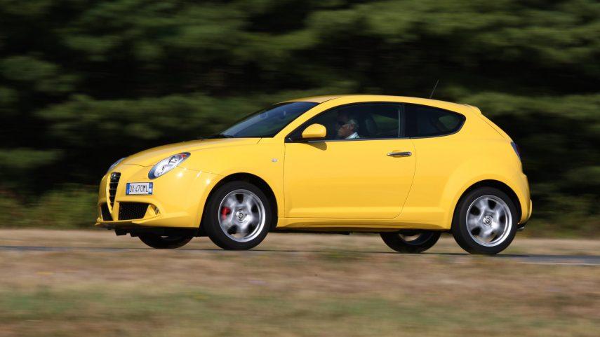 Coche del día: Alfa Romeo MiTo 1.4 TB MultiAir TCT