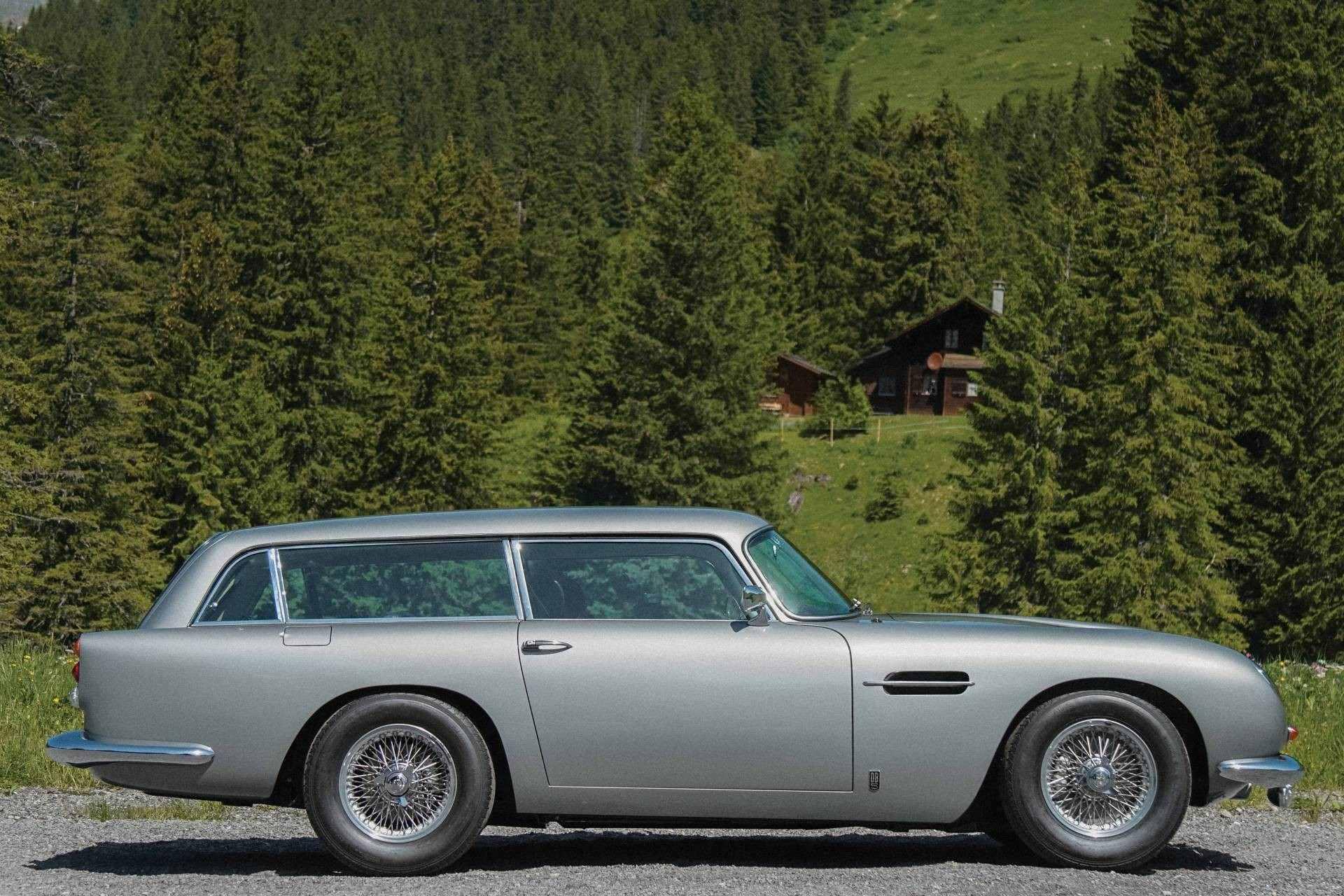 Aston Martin DB5 Shooting Brake (3)