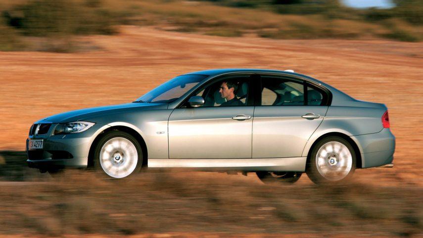 Coche del día: BMW 320d (E90)