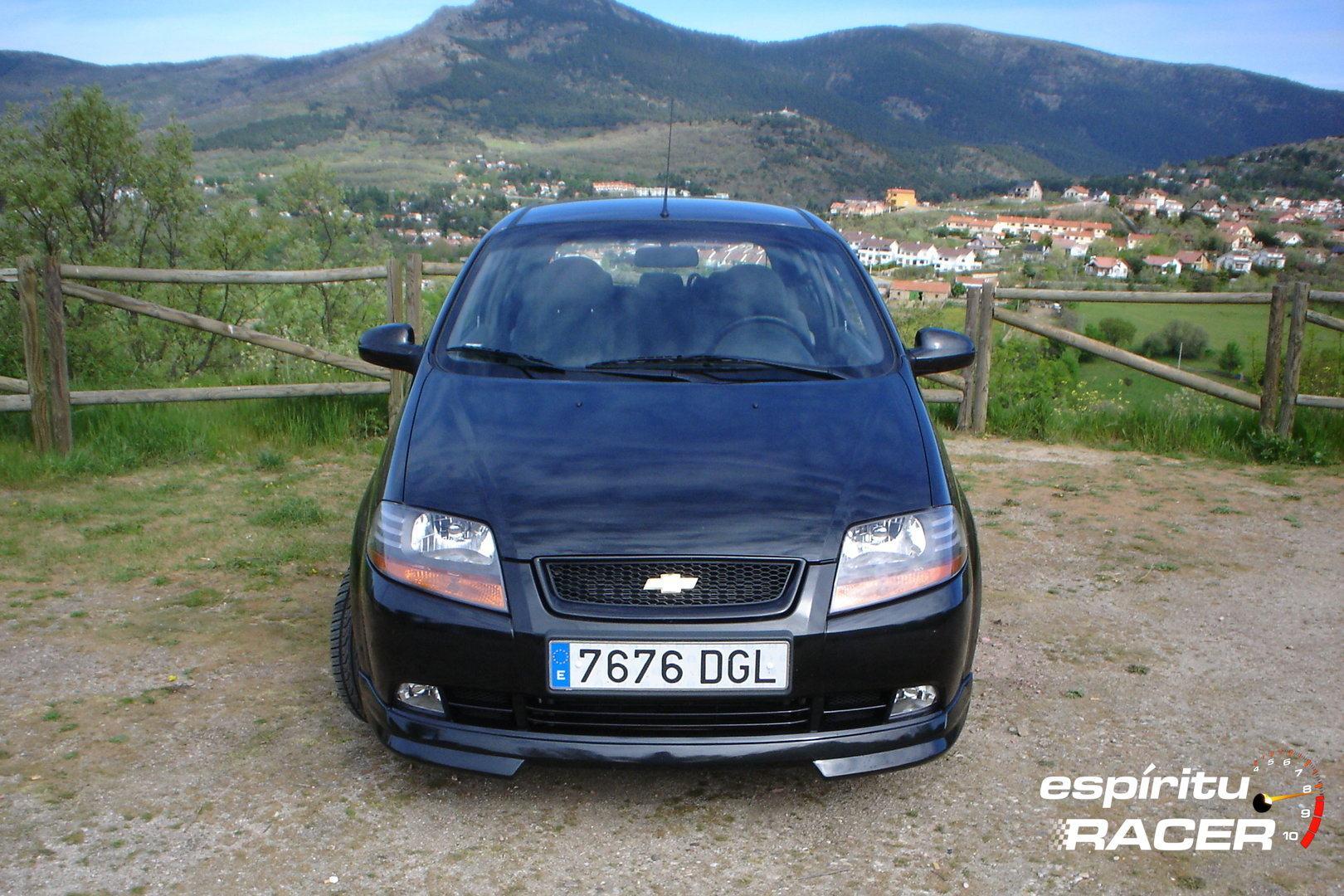Coche del día: Chevrolet Kalos Sport (T200)