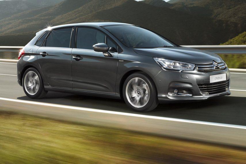 El sucesor del Citroën C4 podría llegar el año que viene