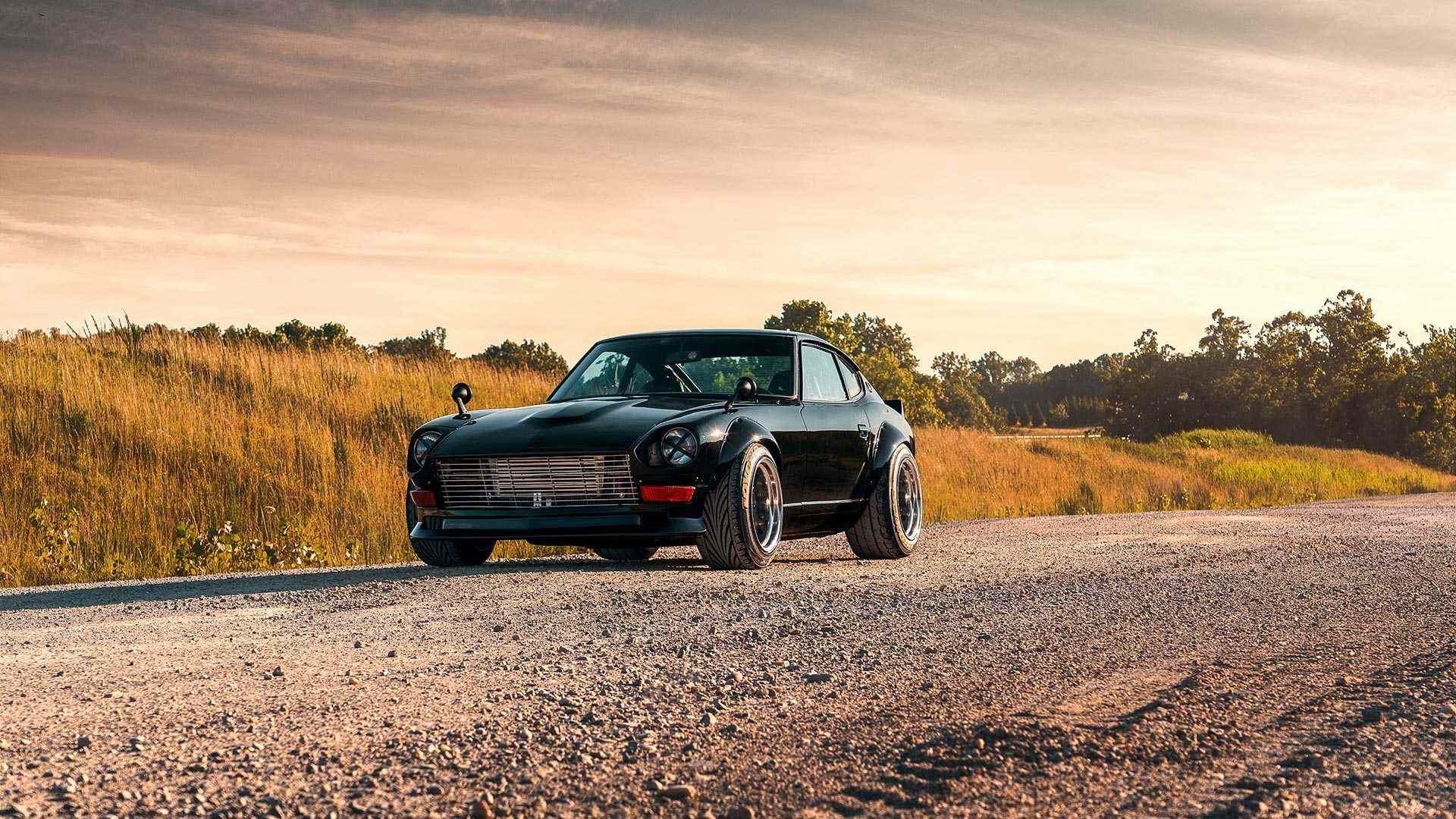 Este Datsun 240Z con motor 2JZ-GTE es lo mejor que vas a ver hoy