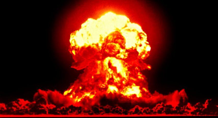 explosion nuclear