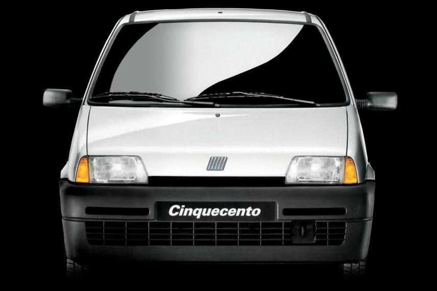 Coche del día: Fiat Cinquecento