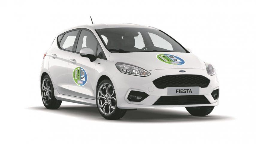 El Ford Fiesta recupera la versión a GLP