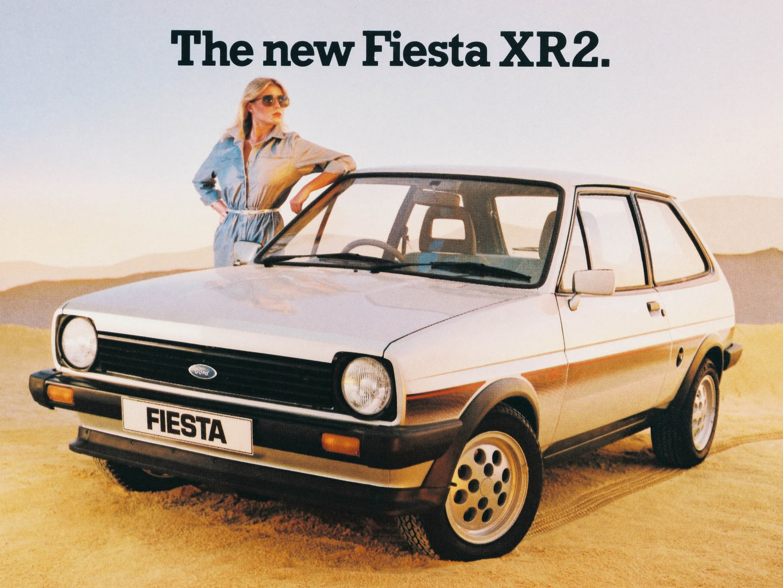 Ford Fiesta XR2 1